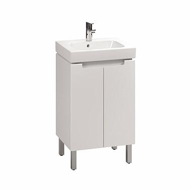 MODO fürdőszobai szett 50 cm: mosdó 50 cm + mosdószekrény 49 cm ...